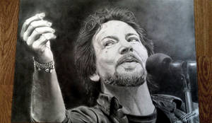 Eddie Vedder by bojao