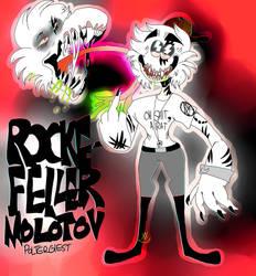 ROCKEFELLER MOLOTOV