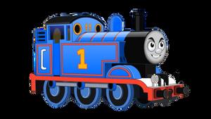 TRAINS-FORMERS REBORN Thomas png