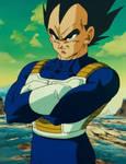 Dragon Ball Z: Prince Vegeta