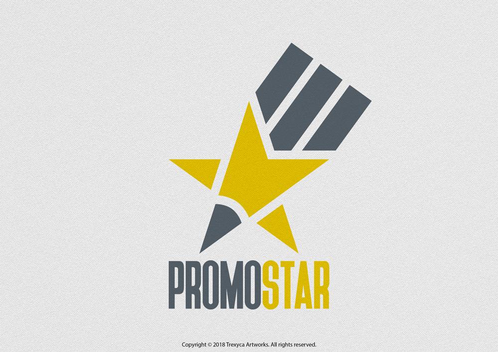 Promo Star Logo by TrexycaArtworks