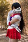 Sailor Mars: Ofuda by am-a-goth