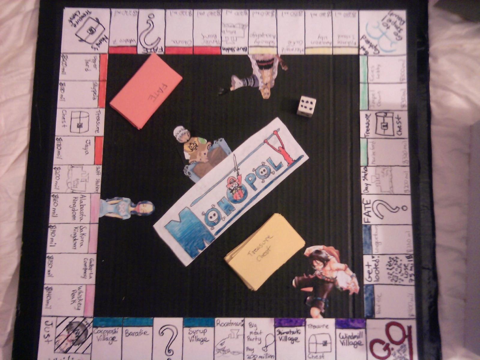 Monopoly one piece gma.amritasingh.com: Monopoly