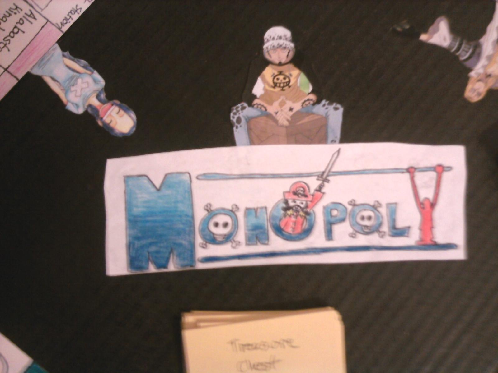 Piece monopoly one One Piece
