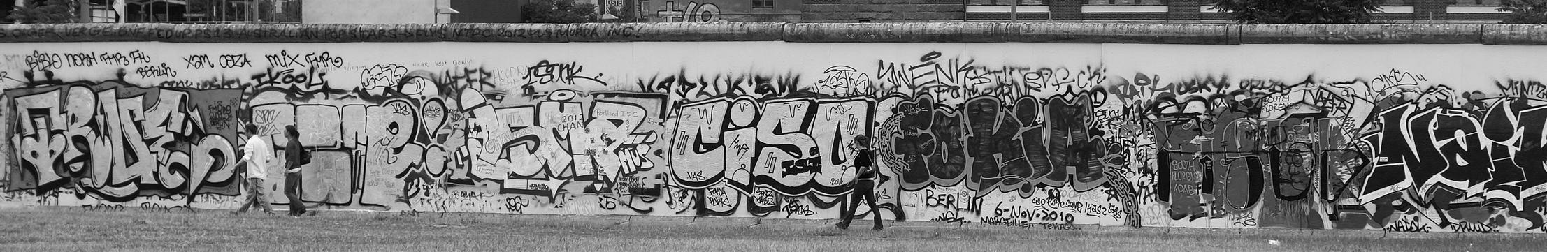 Mauer by ffschulz