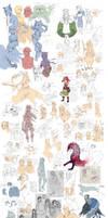 Sketch Compilation 24