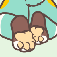 [YCH] Kendall's Paws by CassMutt