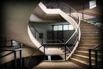 Hof van B staircase #03