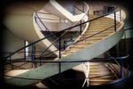 Hof van B staircase #04