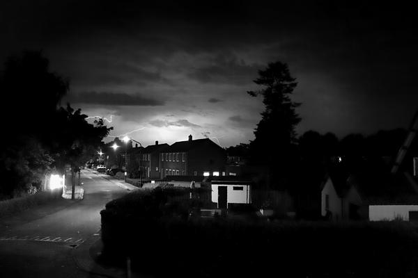 Lightning by devirachan