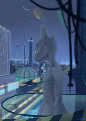 Mewtwo-New Age by DElohim
