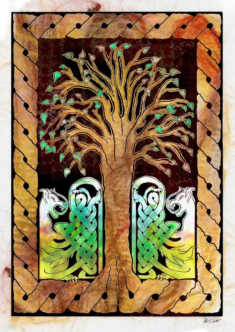 Tree of Life by Bronwyn-Tudor