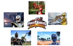Power Rangers Dino Thunder by AgentJayHawk on DeviantArt