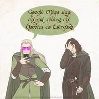 Aragorn is So Done