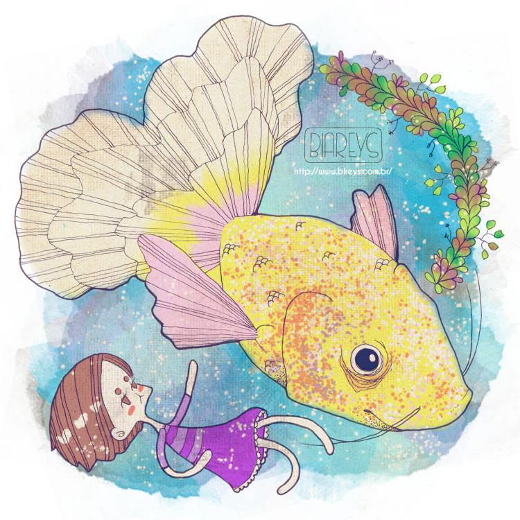 She Sea by BiaReys