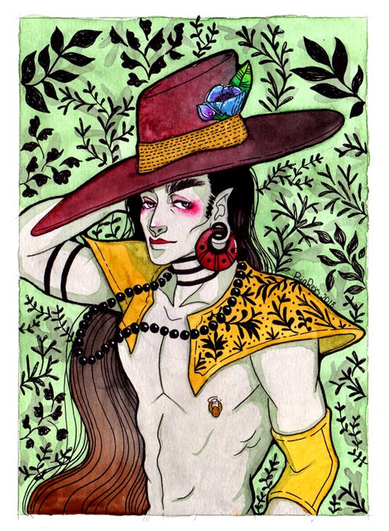 My vampire by BiaReys