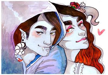 Diabolik lovers 2