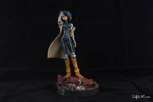 [Garage kit painting #02] Gally statue - 001 by DasArt