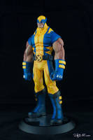 [Garage kit painting #05] Wolverine statue - 004 by DasArt