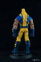 [Garage kit painting #05] Wolverine statue - 010 by DasArt