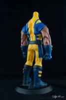 [Garage kit painting #05] Wolverine statue - 012 by DasArt