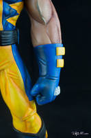 [Garage kit painting #05] Wolverine statue - 019 by DasArt