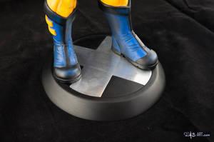 [Garage kit painting #05] Wolverine statue - 020 by DasArt