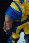[Garage kit painting #05] Wolverine statue - 022
