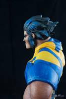 [Garage kit painting #05] Wolverine statue - 025 by DasArt