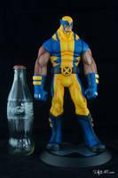 [Garage kit painting #05] Wolverine statue - 030 by DasArt