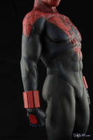 [Garage kit painting #07] Spider-Man statue - 015