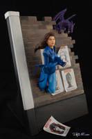 [Custom creation #15] Kitty Pryde diorama - 009 by DasArt