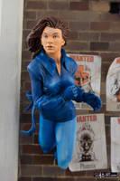 [Custom creation #15] Kitty Pryde diorama - 010 by DasArt