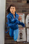[Custom creation #15] Kitty Pryde diorama - 010