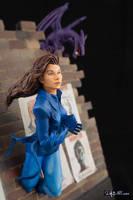 [Custom creation #15] Kitty Pryde diorama - 014 by DasArt
