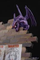 [Custom creation #15] Kitty Pryde diorama - 016 by DasArt