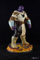 [GK painting #19] Thanos statue - 008 by DasArt