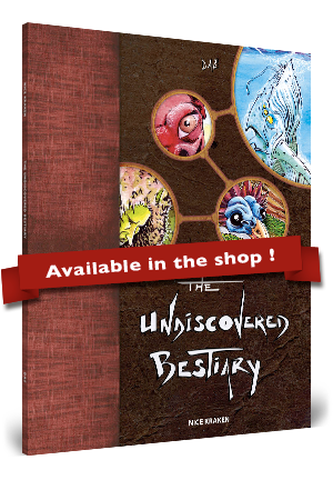 book-The Undiscovered Bestiary