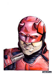 Fan Art: Daredevil