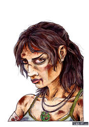 Fan Art: Lara Croft