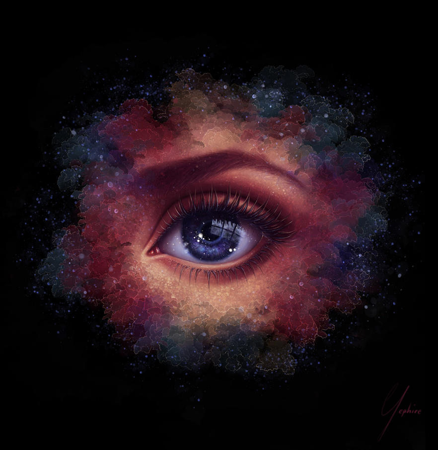 Galaxy by Yephire