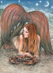 Cancer: Starlit Tides by LinzArcher