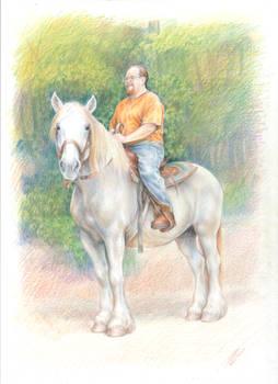 Portrait of Richard Wilhite