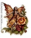 Red Rose Fairy