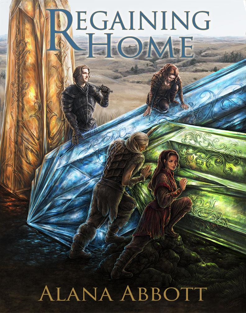 Regaining Home by LinzArcher
