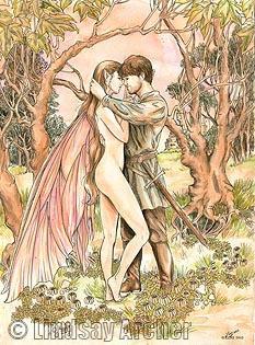 Forbidden Love by LinzArcher