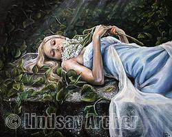 Waking Beauty by LinzArcher