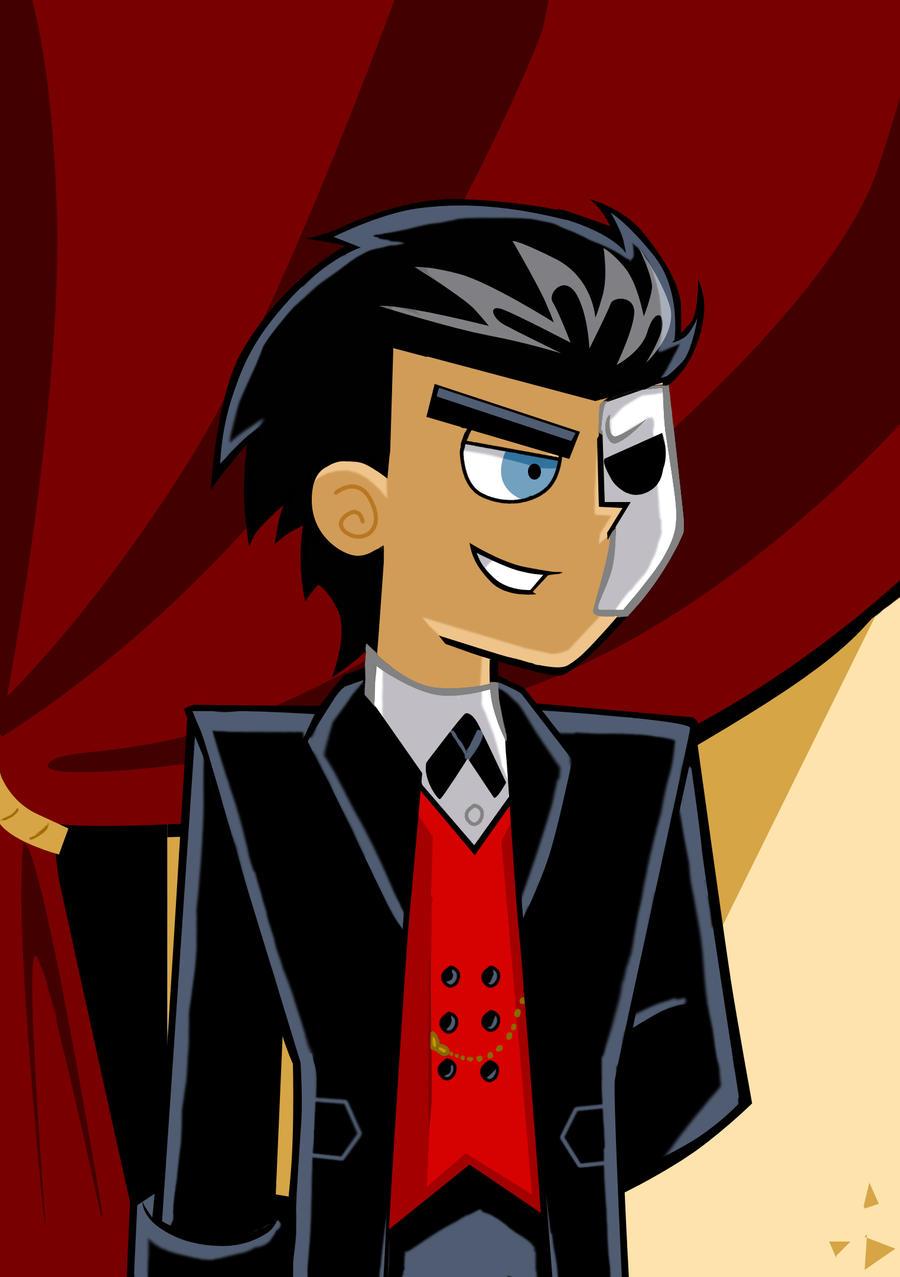RttEA: Danny The Phantom of the Opera by djanubis on DeviantArt