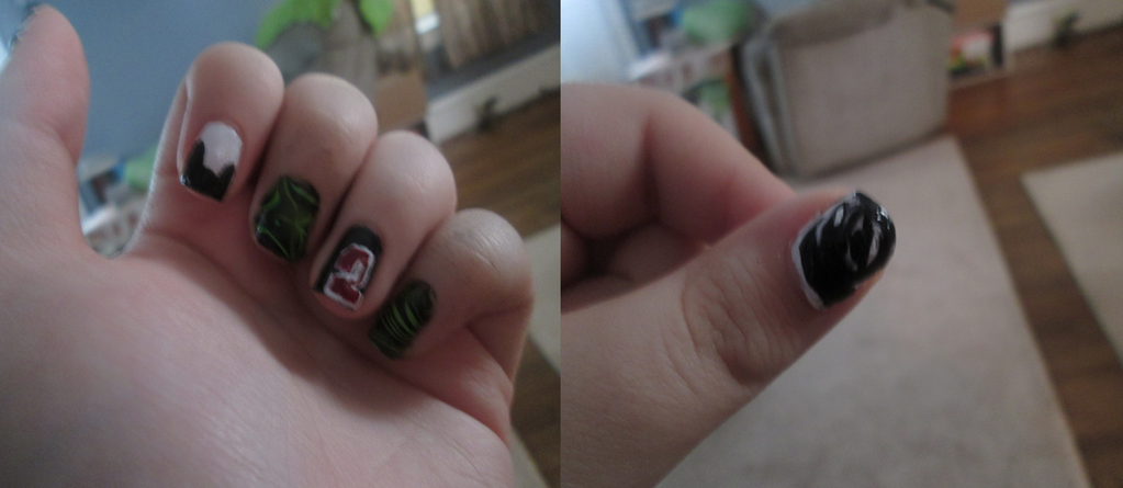 How To Train Your Dragon 2 Nails By Littleawkward On Deviantart