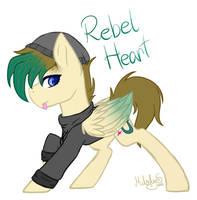 (COMM) Rebel Heart by MelodySweetheart